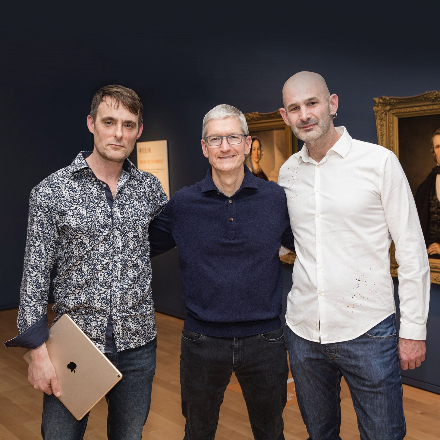 Tim Cook Impossible Things square